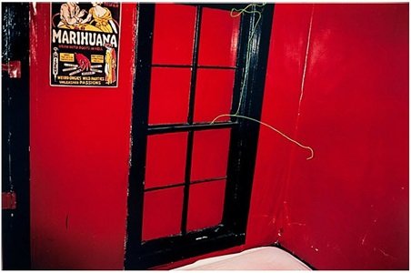 untitled [red room] by william eggleston